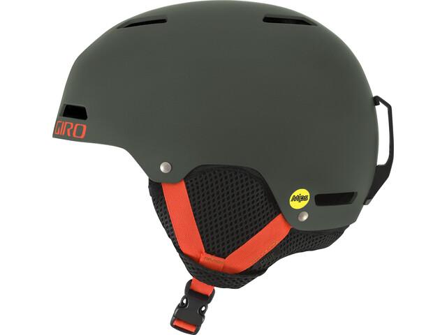 Giro Crüe MIPS Helmet Kids Matte Olive